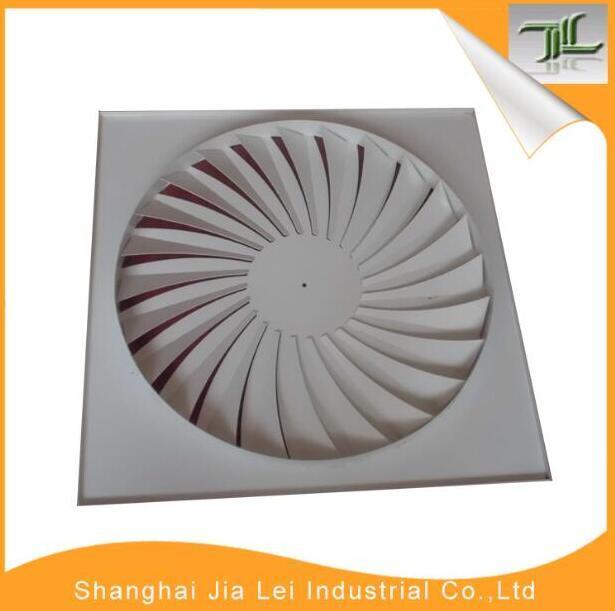 Good Quality Swirl Ceiling Diffuser