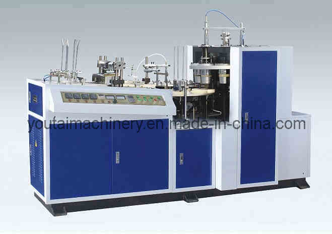 Full Automatic Paper Bowl Forming Machine (YT-Lll)