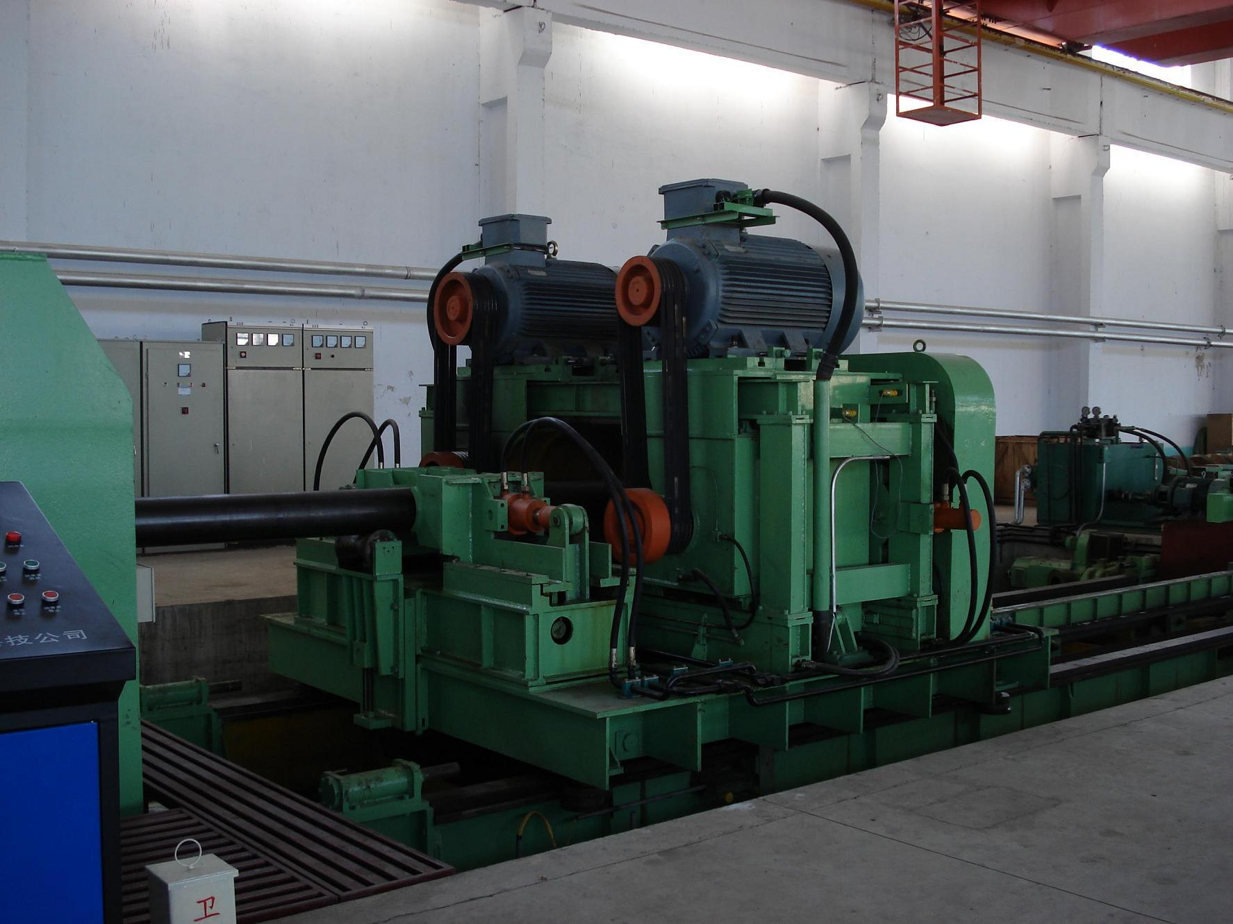 ERW Pipe Machine Seperating Roller Way