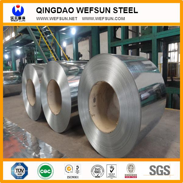 Galvanized Steel Coil-Dx51d