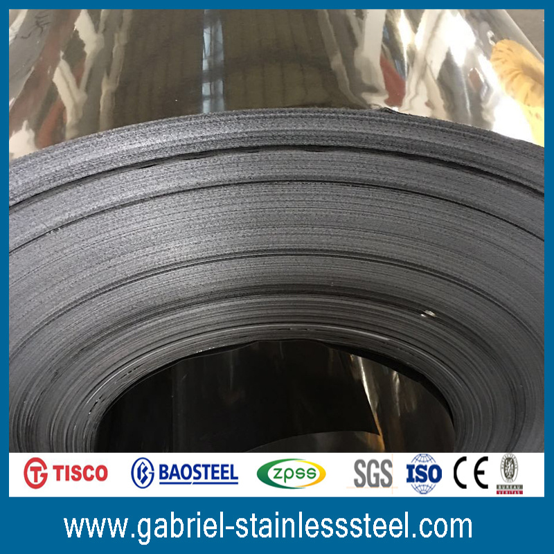 Ba Finish Best Price for Stainless Steel Coil 304L