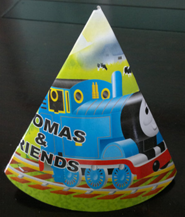 Paper Party Cap (20cm)