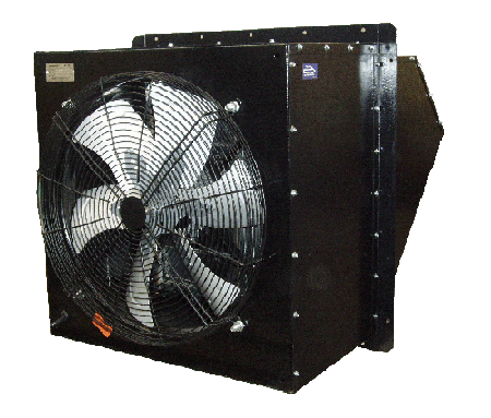 China Explosion Proof Sidewall Axial Exhaust Fan China