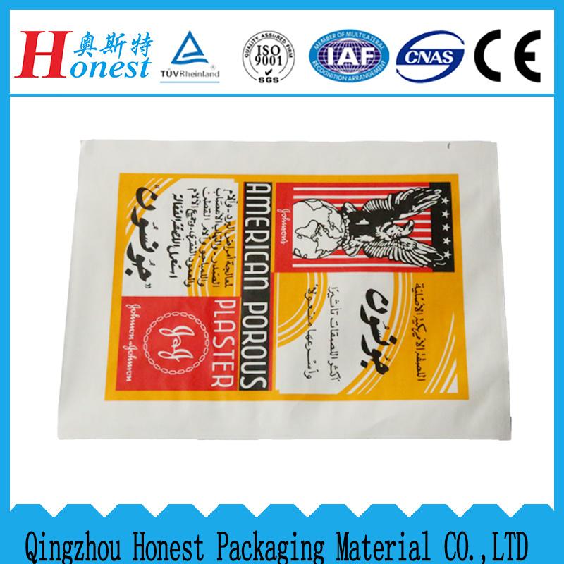 Manufacture China Beautiful PE Coated Paper Bag Design