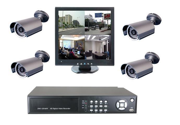 Remote cctv camera systems