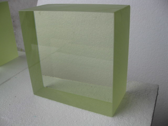 Nuclear Medical / Industrial High Density ZF7 X-ray Glass