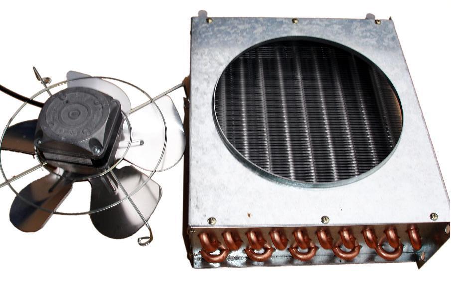 Air Cooler Condenser : Air cooler condenser china copper