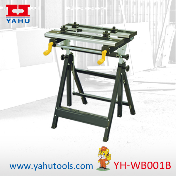 Tilt and Rise Adjustable Workbench