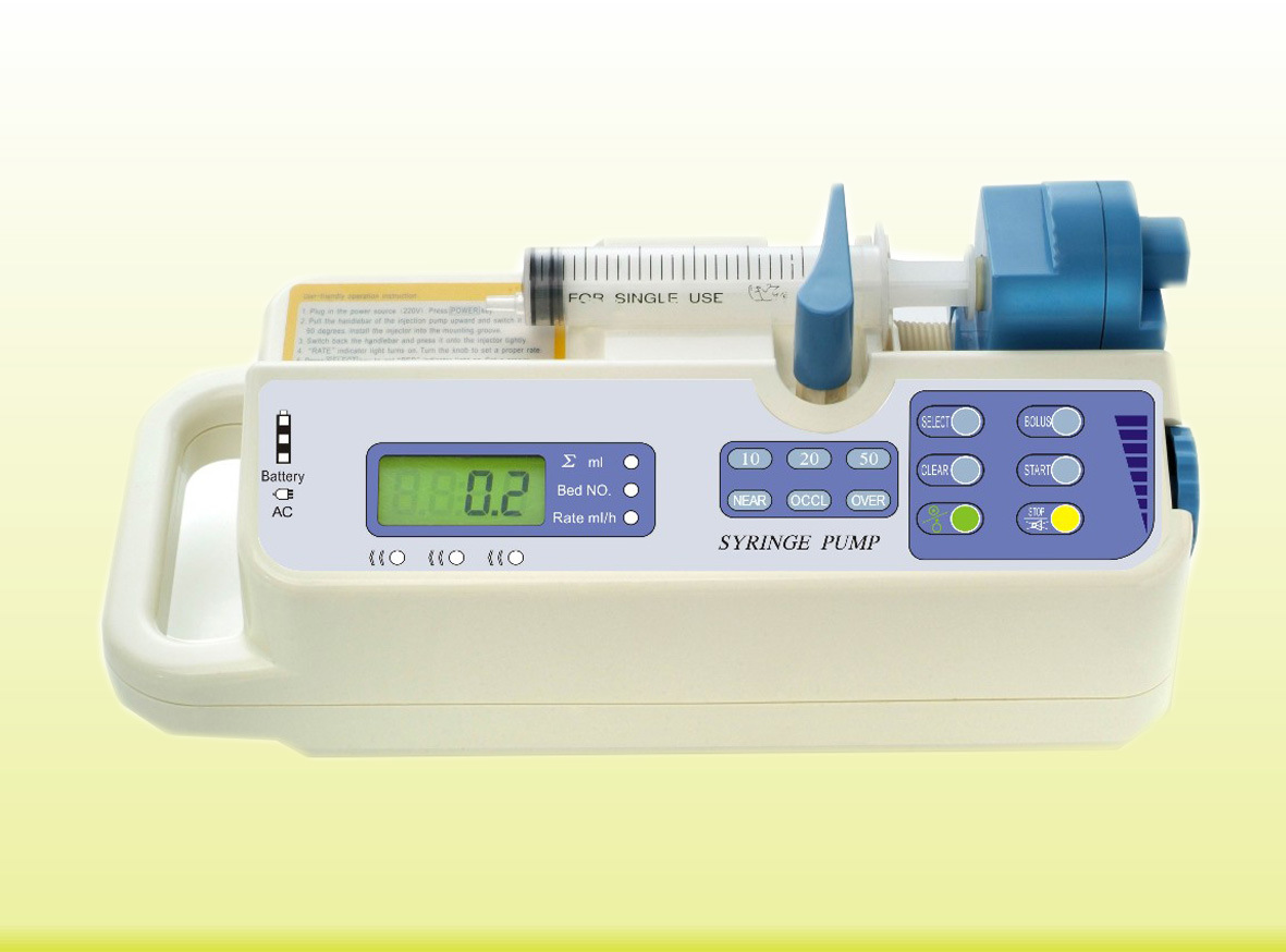 Syringe Pump (500I with CE)