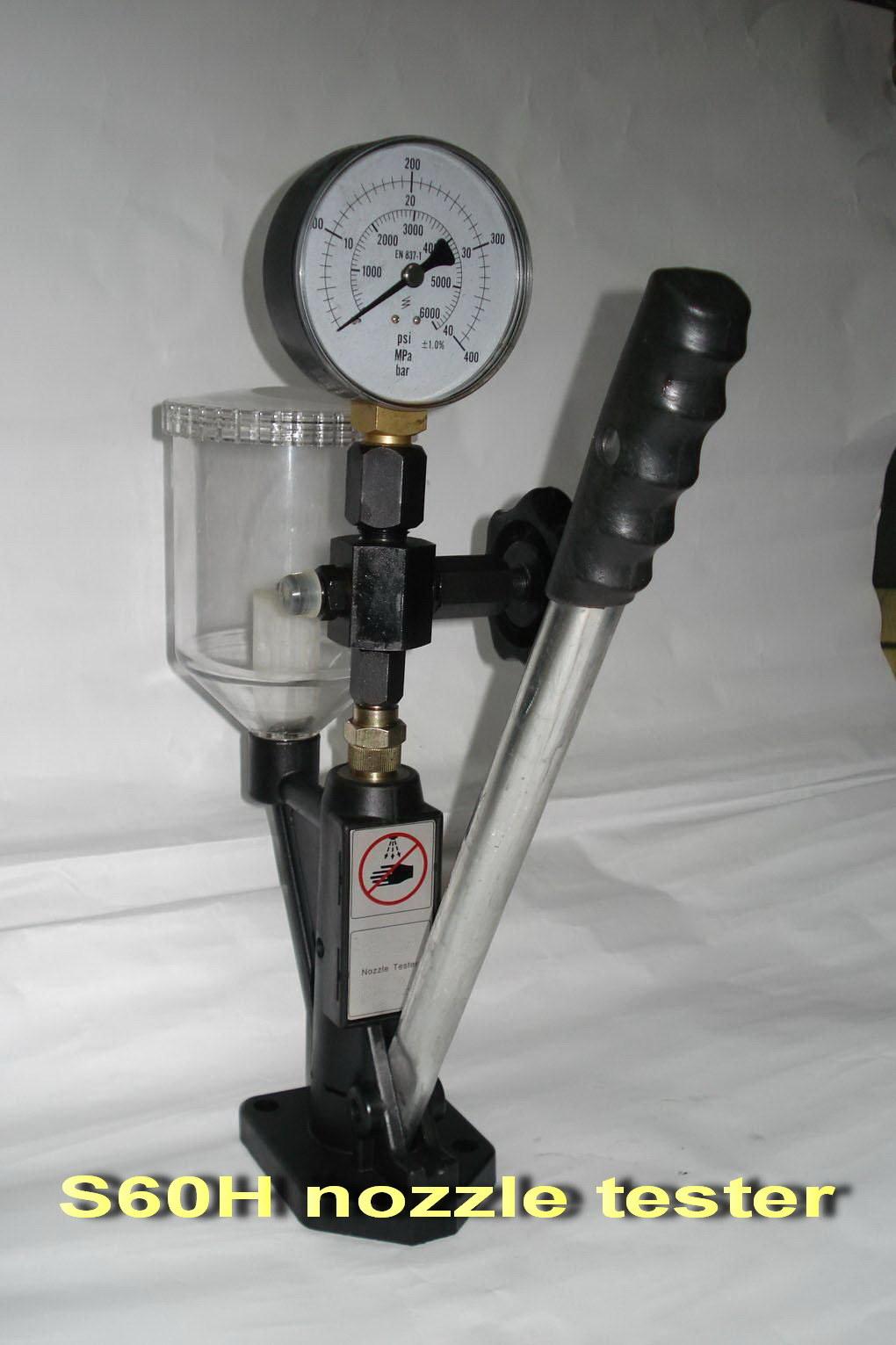 S60H Nozzle Tester
