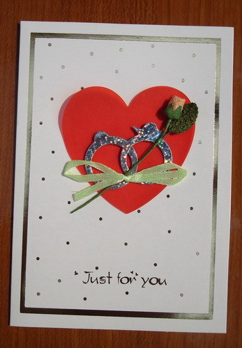 Handmade Valentine Card - QwickStep Answers Search Engine