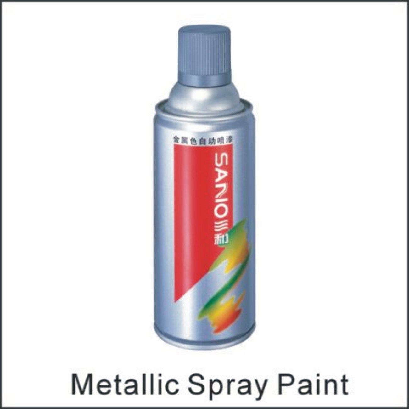 China Metallic Spray Paint China Metallic Paint Metallic Coating