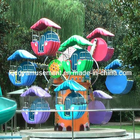 2017 New Amusement Park Equipment for Family Playground