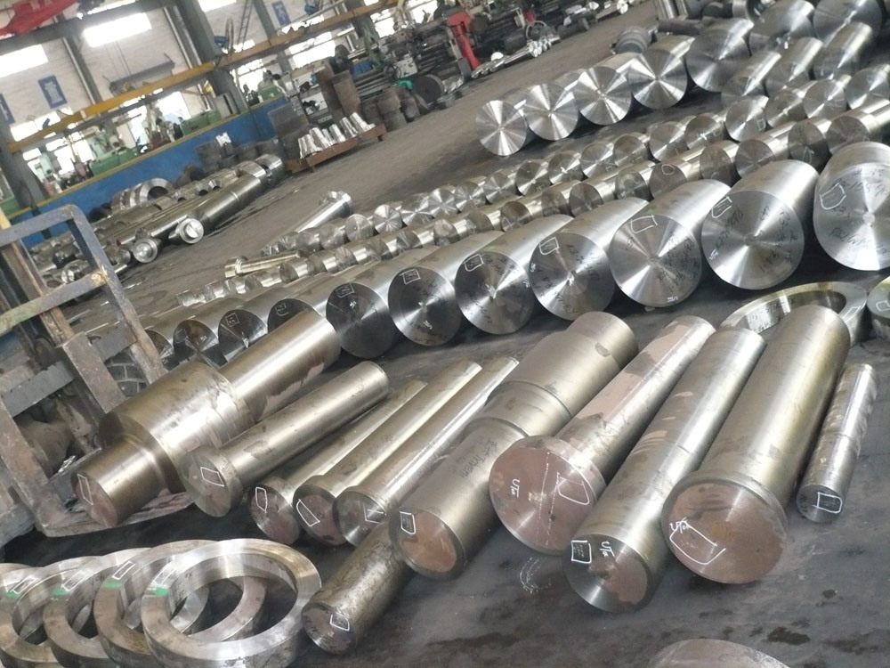 Forging Parts/Forged parts