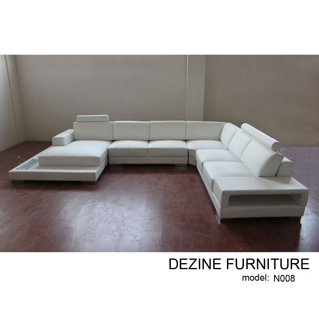 china modern leather sofa n008 china sofa italy
