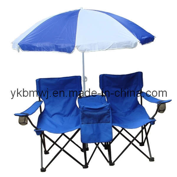 China Double Folding Chairs With Umbrella BM 2027 A China Double Folding