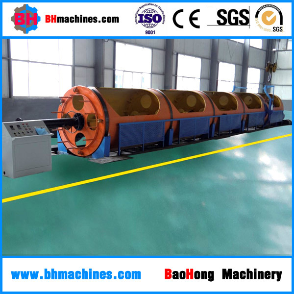 1250/1+6 Tubular Stranding Machine for Cable