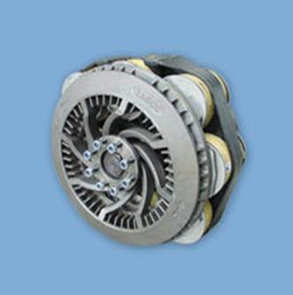 1600 Nm eddy current brake or retarder at ProTech available for build your own dynamometer system