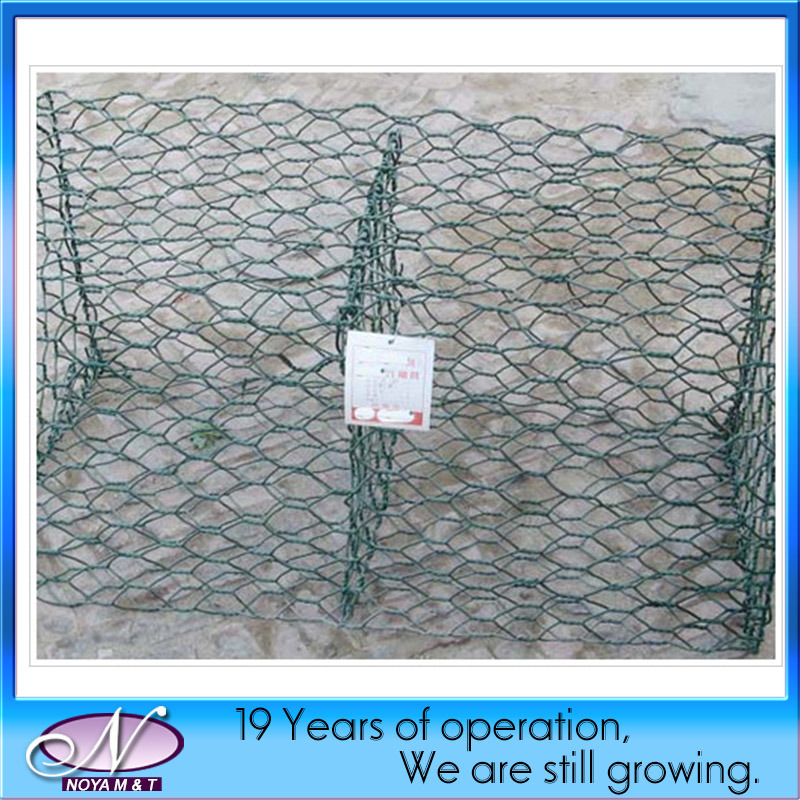 Best Stainless Steel Heavy Hexagonal Gabion Boxes Wire Mesh
