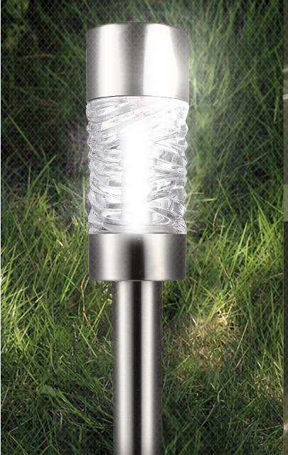 Stainless Steel Solar Path Light