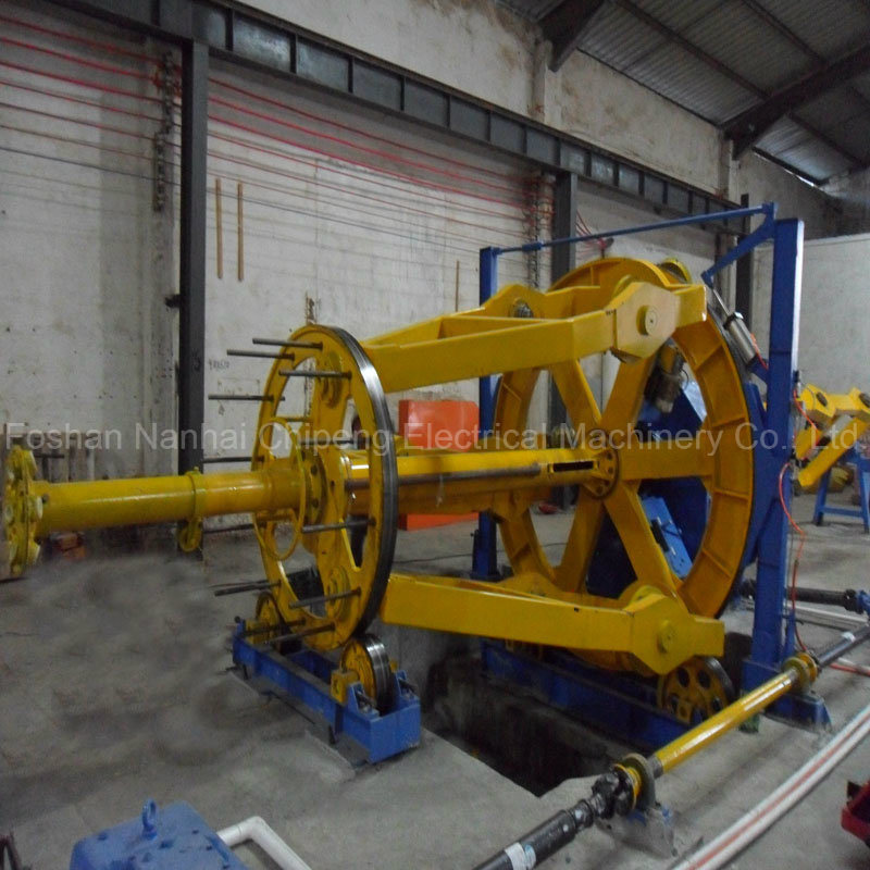 Multifunctional Usage Wire Twist Machine for Copper Strand Wire