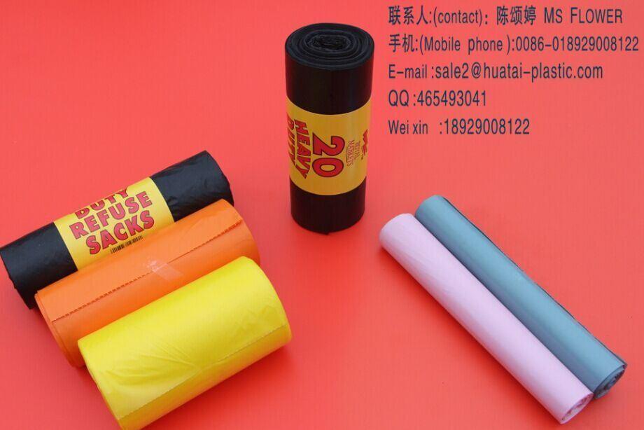 Produce Roll Bag, Roll Bag, Star Seal Bag
