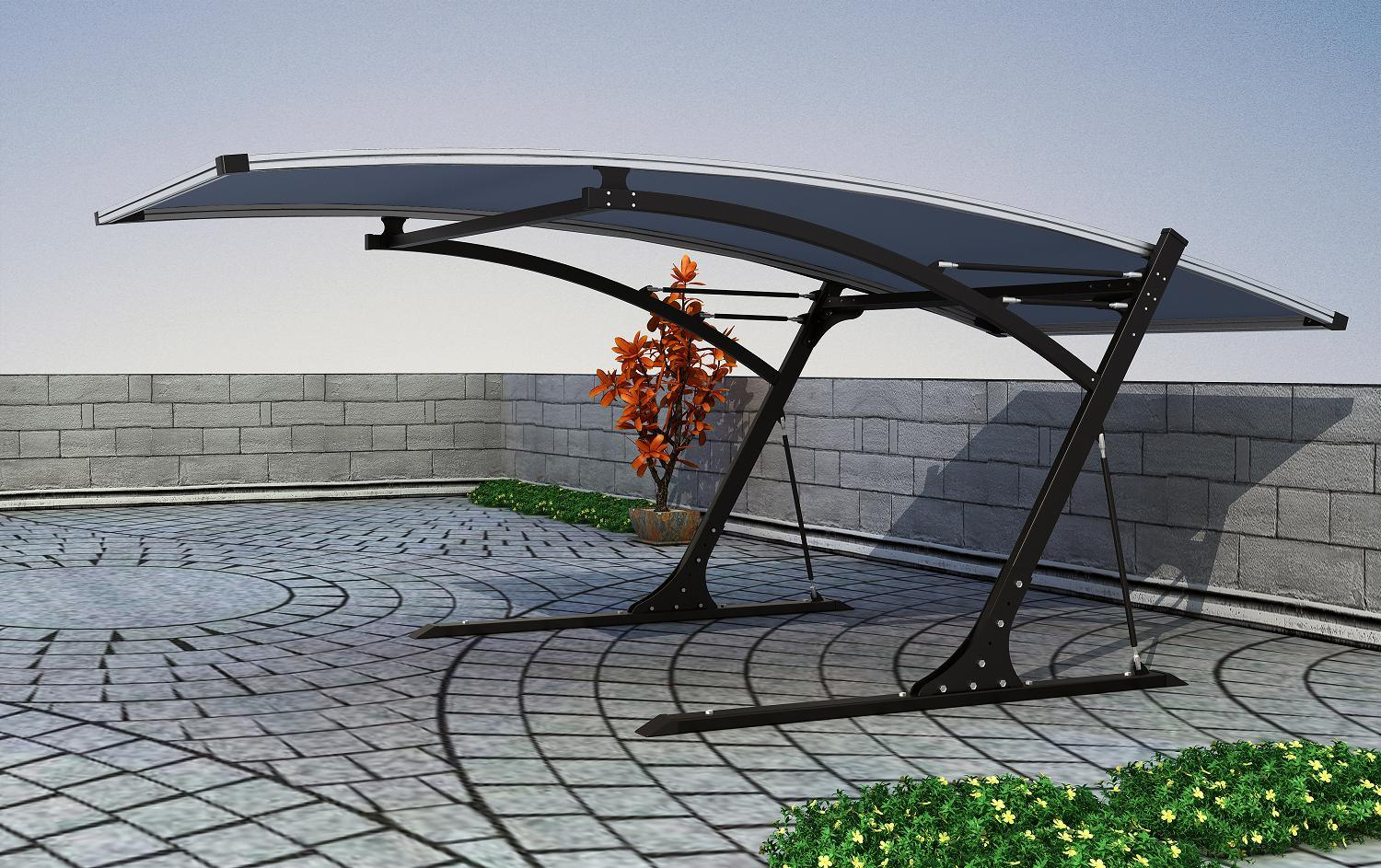 Aluminum Carport with China Professional Manufacturer