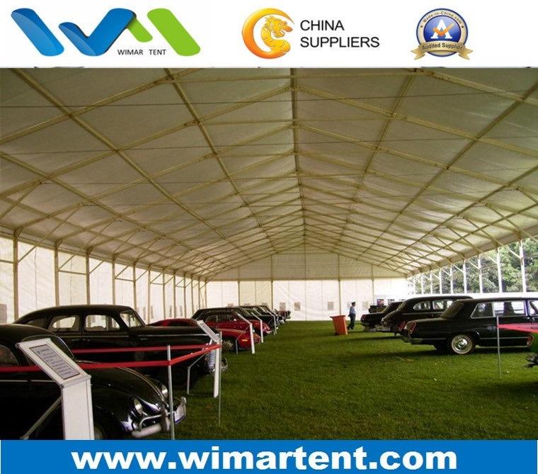 China 20m X 80m Big Tent For Car Park China Car Park Tent Large