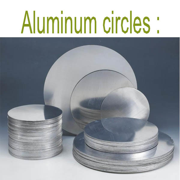 Soft Quality Aluminum Disks for Cooking Utensil
