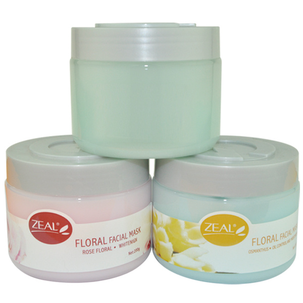 Zeal Rose Whitening Leave on Facial Mask Cosmetics