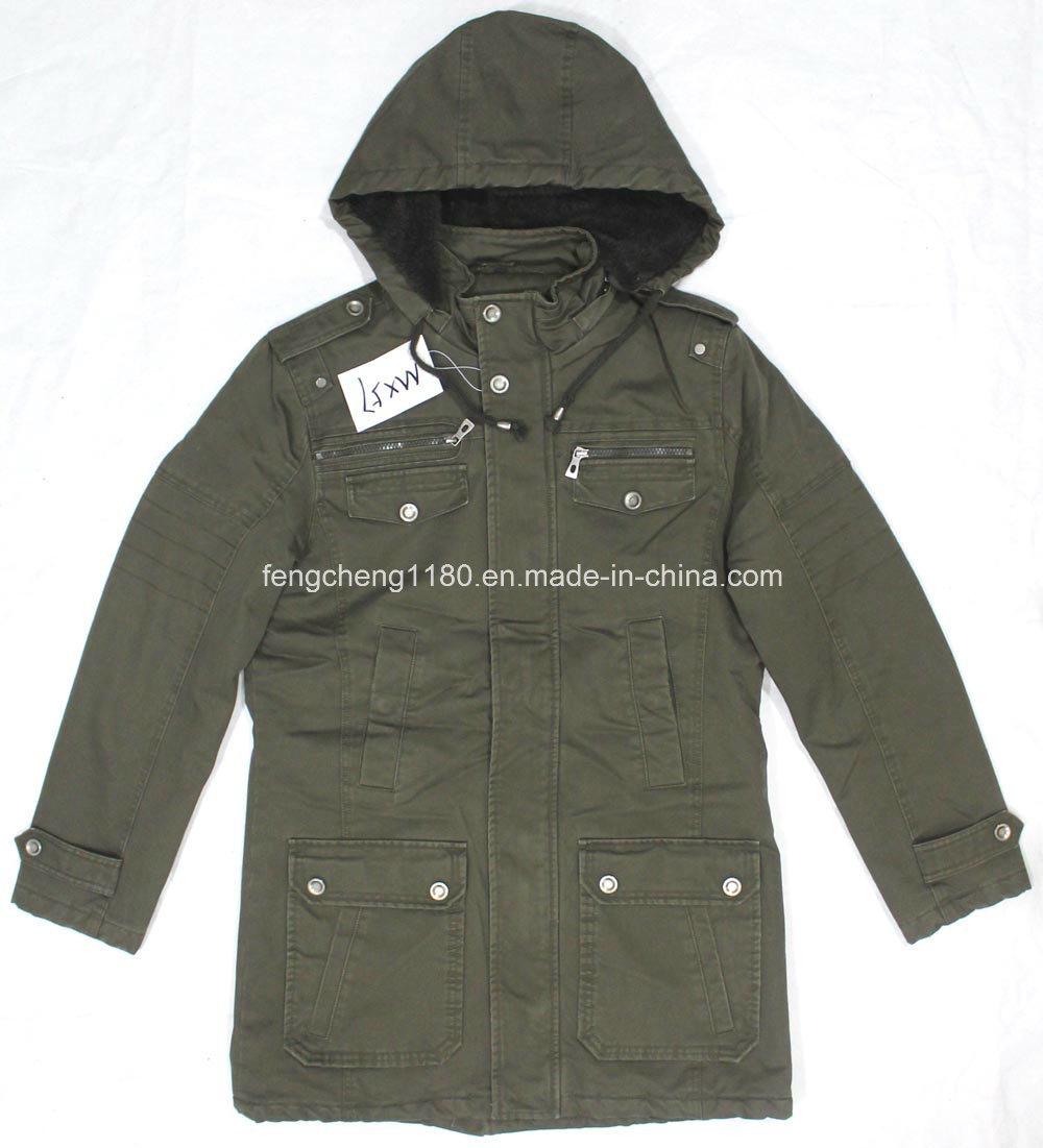 Man Winter 100% Cotton Washing Casual Jacket/Coat