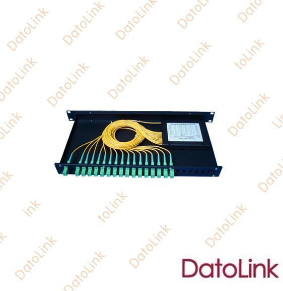 Rack Mounted Splitter Fiber Optic Splitter
