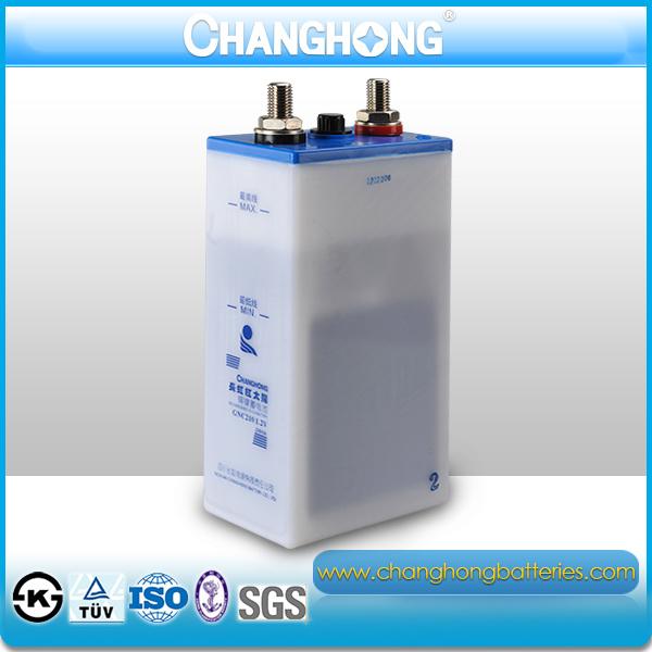Changhong Sintered Type Nickel Cadmium Battery Kpx Series (Ni-CD Battery)