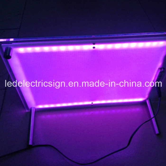 Acrylic Crystal Frame LED Screen