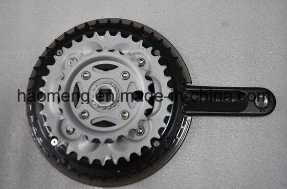 2016new Style Black Steel Bicycle Chain Wheel