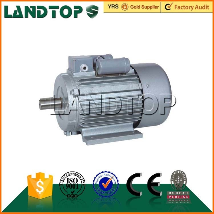 220V 1HP YC Series Single Phase Electric AC Motor Price