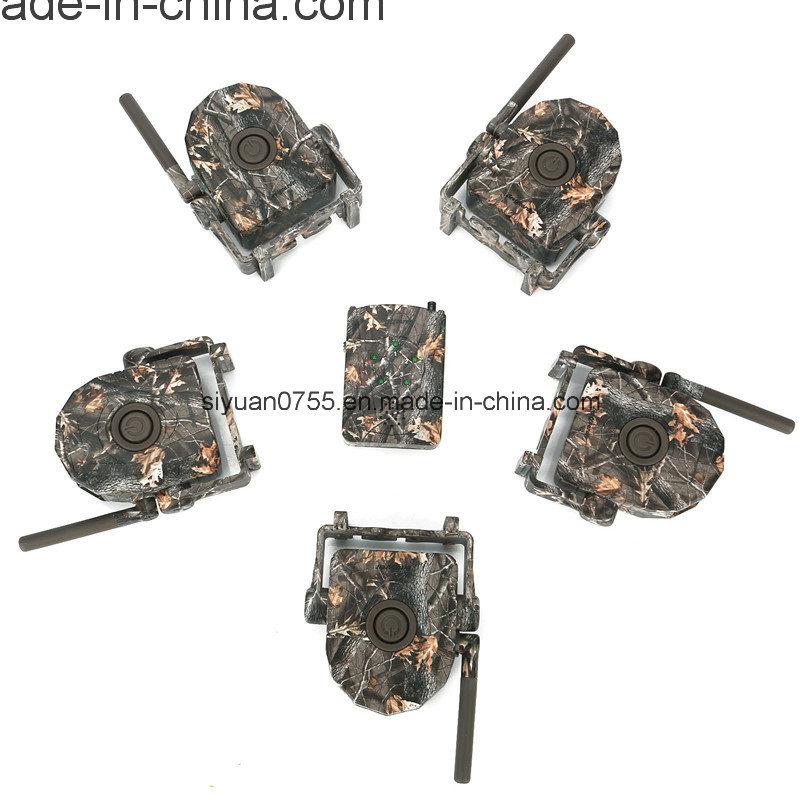 Portable Motion Detector Set System