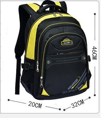Top Quality Leisure School Backpack Bags