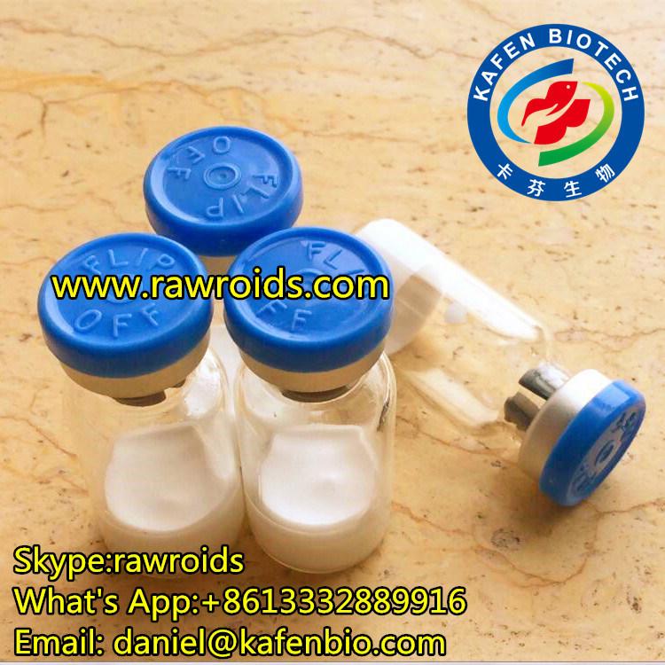 PT141 Lyophilized Powder Peptides PT-141 for Treatment Erectile Disorders 32780-32-8