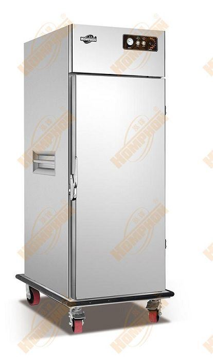 Single Door Food Warmer Cabinet (10W)