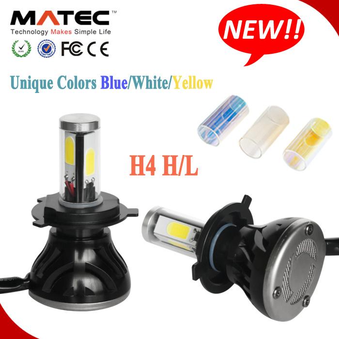 Factory G5 8000lm H4 H/L H13 H/L 9004 H/L 9007 H/L LED Head Light Auto