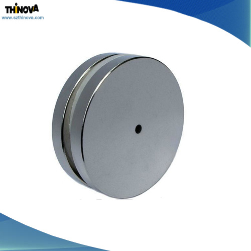 High-Performance PMDC Motor Permanent Disc NdFeB Magnet