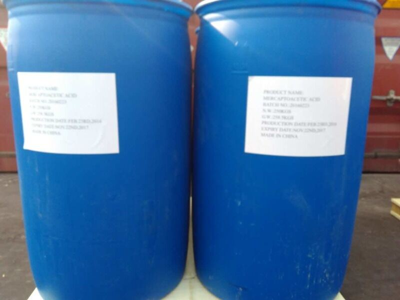 Mercaptoacetic Acid Dangerous Chemicals of CAS No: 68-11-1 (Thioglycolic Acid)