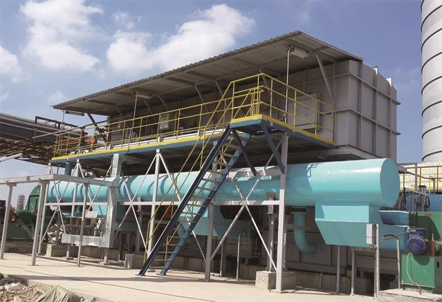 Regnerative Thermal Oxidizer
