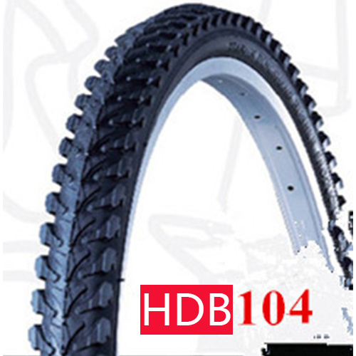 "Solid Cheap 26"" Bicycle Tires for MTB"