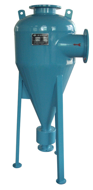 Cyclonic Separation Sand Filter River Water Treatment