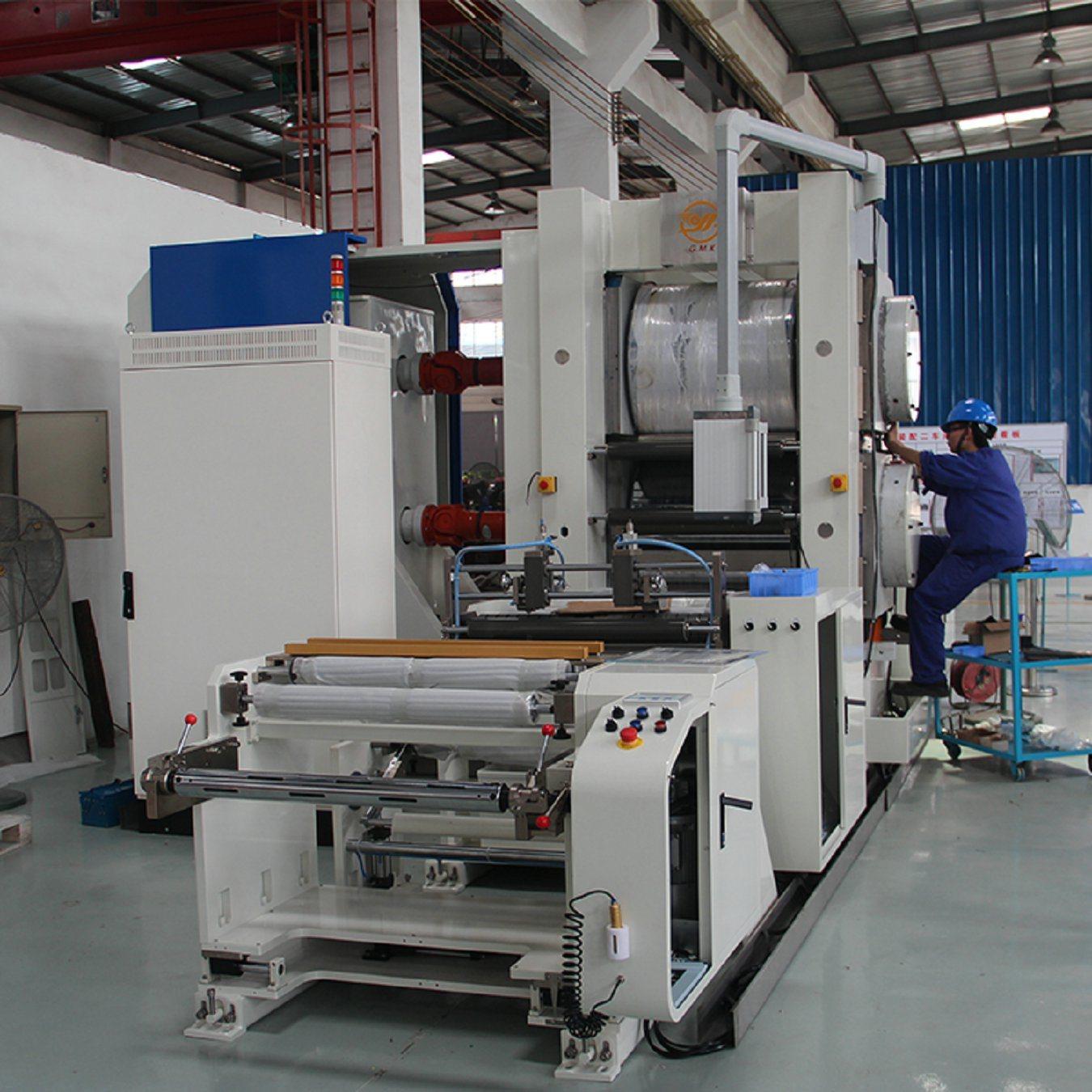 Power Li-ion Battery High Precision Rolling Machine