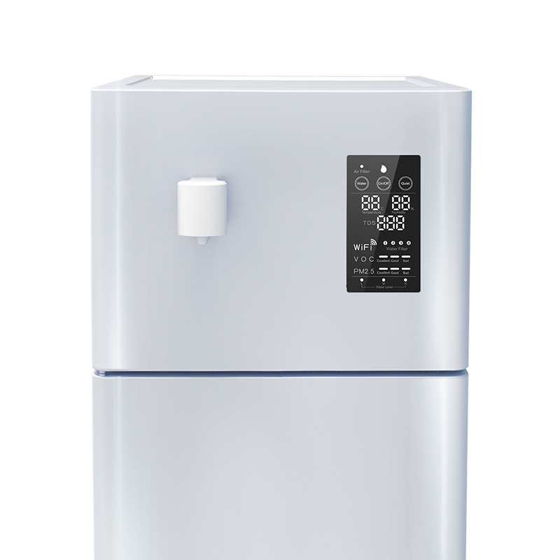 Air Water Drink Dispenser with RO Purifier