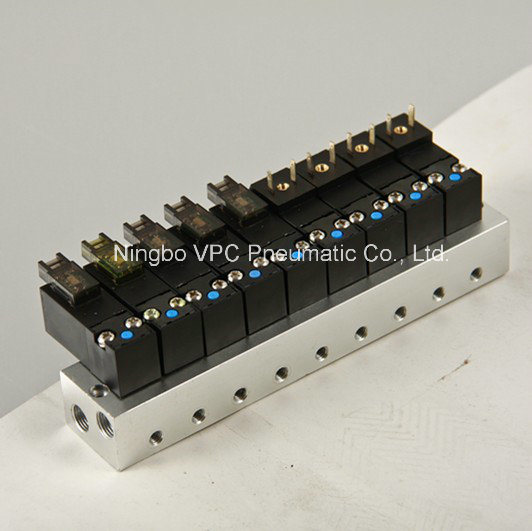 15mm Micro Solenoid Valve for Sock Knitting Machine