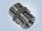 Metric Thread Bite Type Tube Fittings Replace Parker Fittings and Eaton Fittings (straight fittings)
